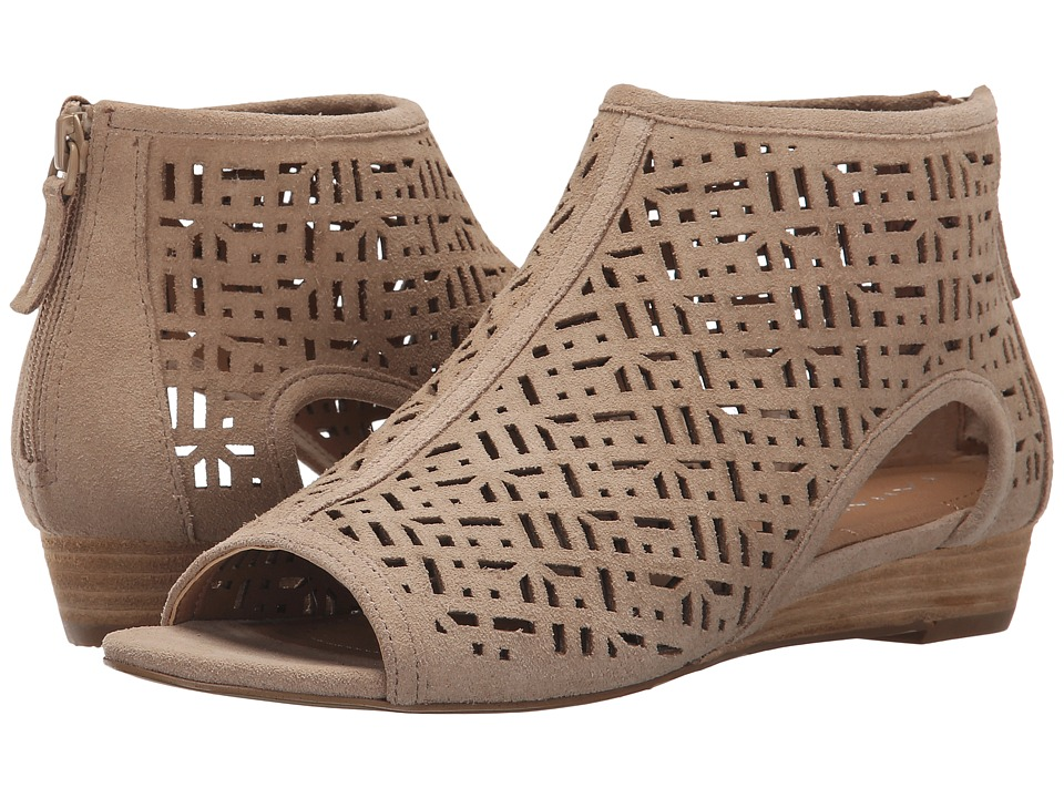 Tahari - Candy (Fawn Suede) Women's Toe Open Shoes