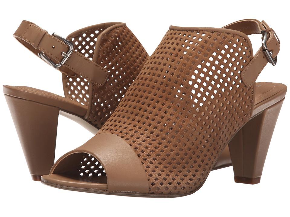 Tahari - Eloise (Fawn Suede) High Heels