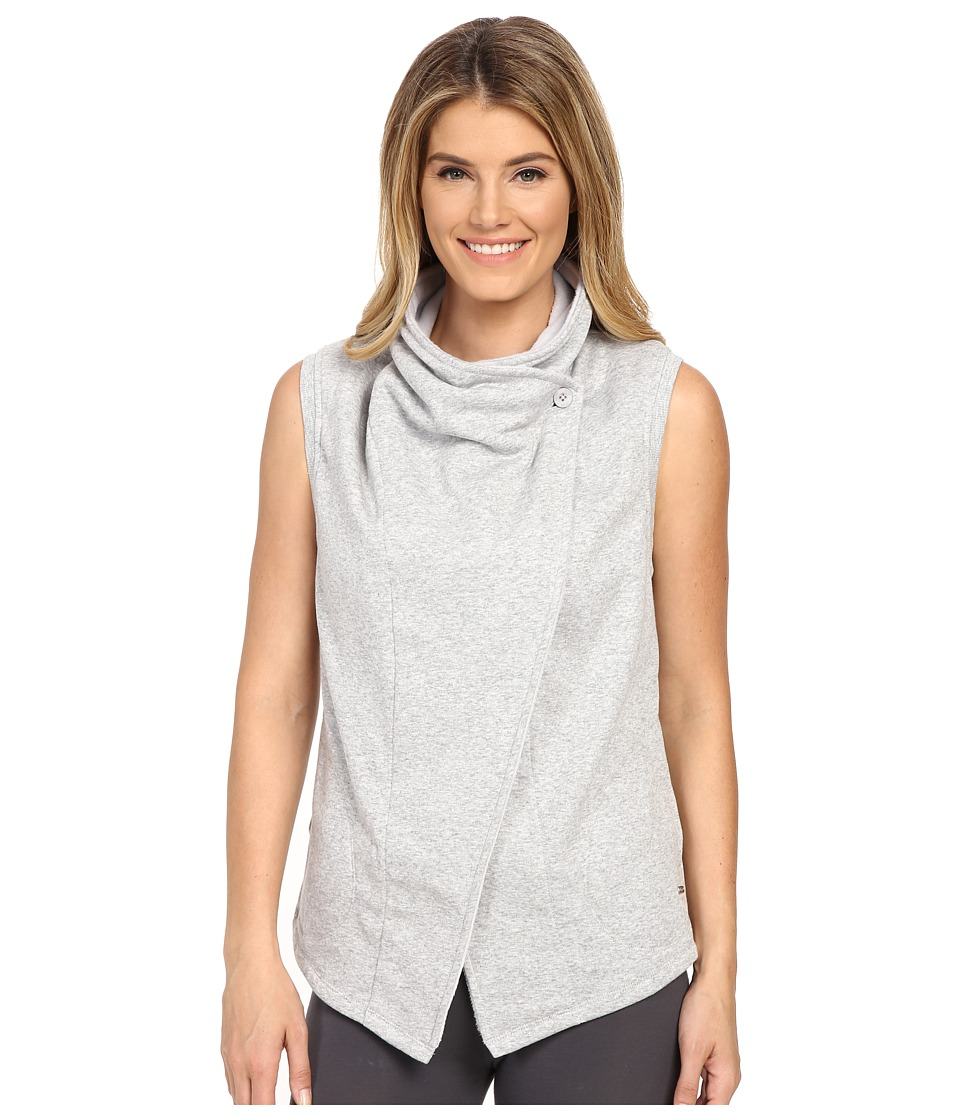 UGG - Roz Vest (Seal Heather) Women's Vest