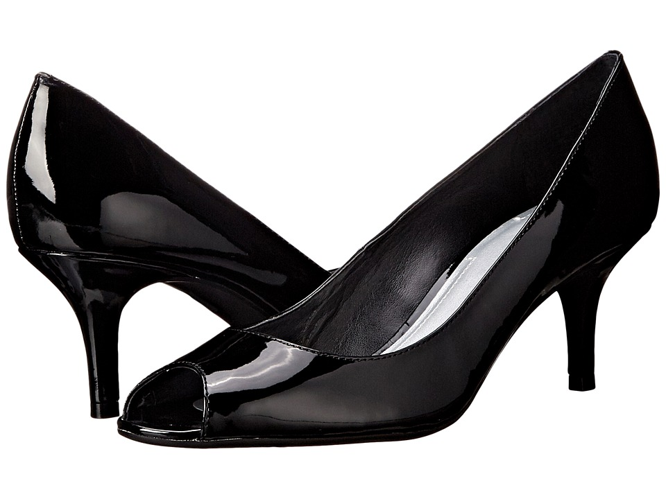 Tahari - Janna (Black Patent) High Heels
