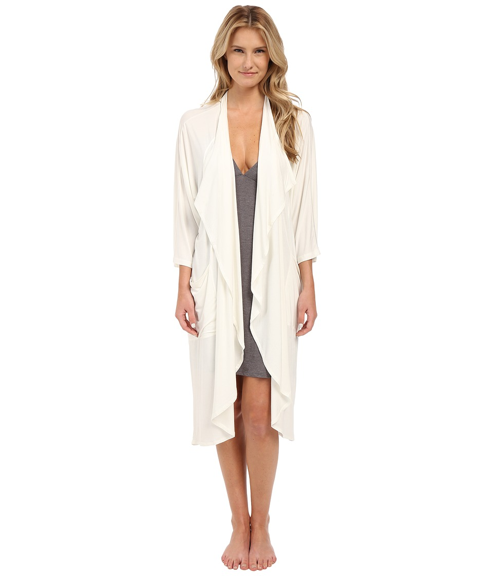 UGG - Violet Cocoon Robe (Antique White) Women's Robe