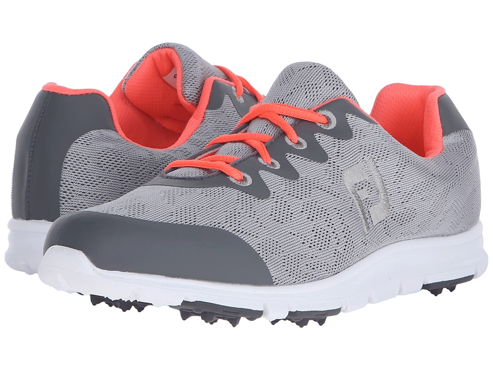 FootJoy - Enjoy (All Over Grey Mist) Women's Golf Shoes