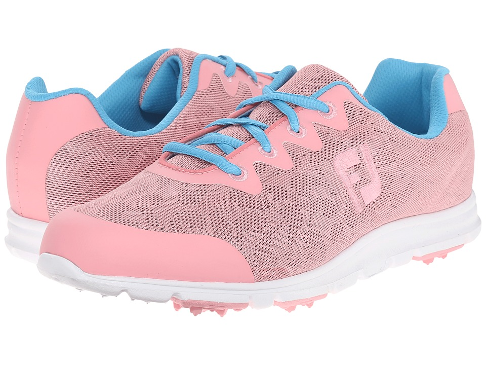 FootJoy - Enjoy (All Over Pink Rose) Women's Golf Shoes