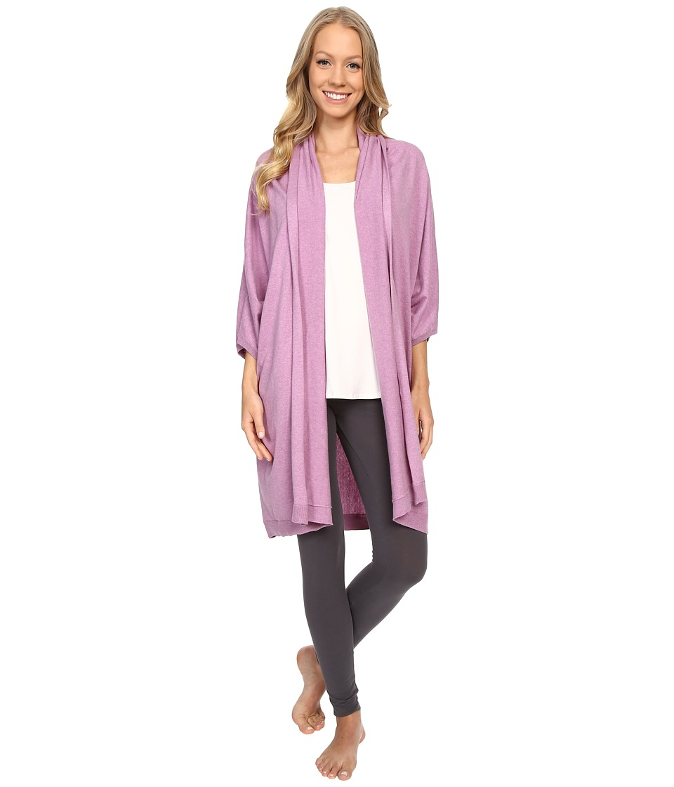 UGG - Nora Cocoon Robe (Orchid Heather) Women's Robe