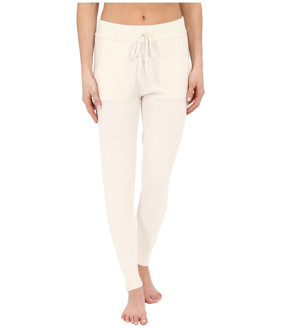 UGG - May Lounge Jogger (Fresh Snow Heather) Women's Casual Pants