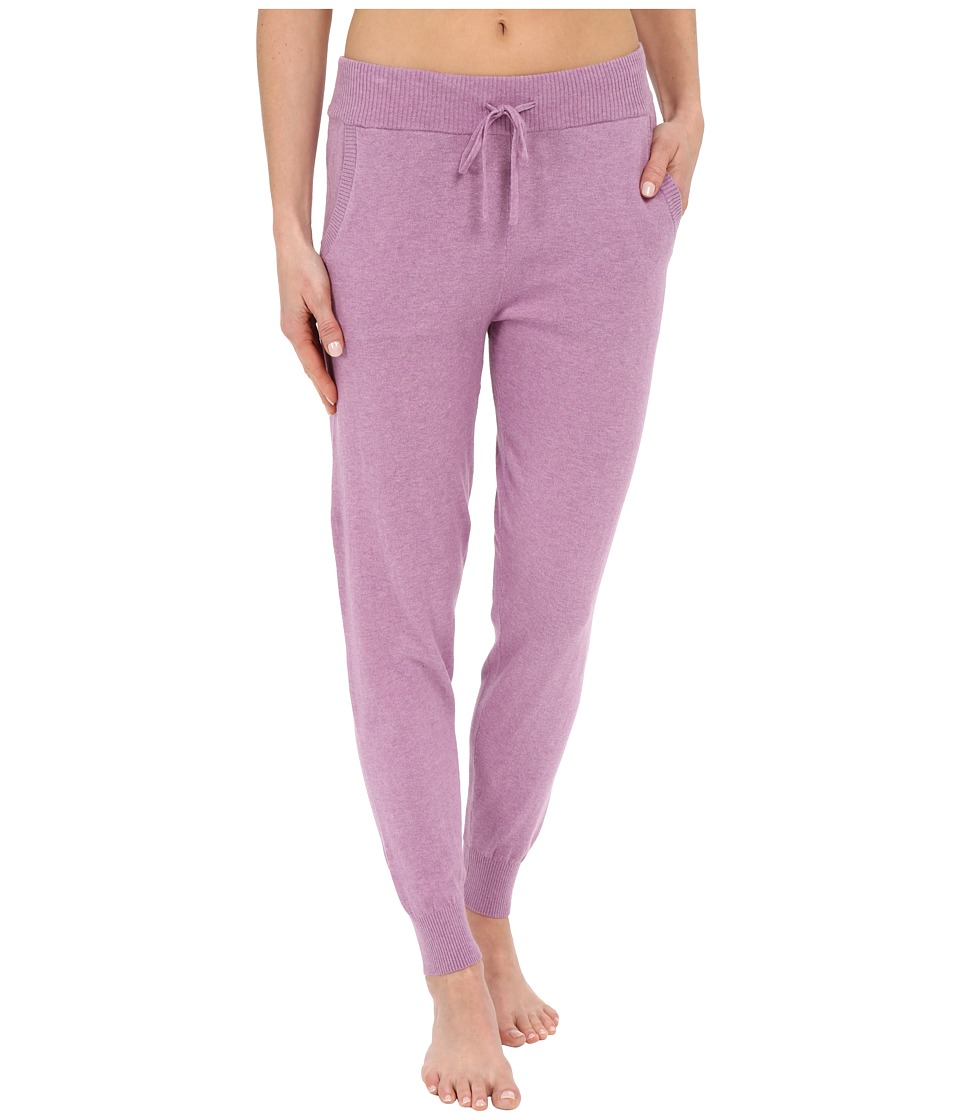UGG - May Lounge Jogger (Orchid Heather) Women's Casual Pants