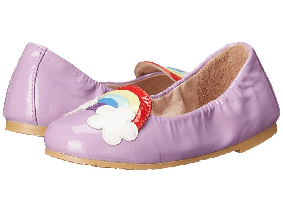 Bloch Kids - Rainbow (Toddler/Little Kid/Big Kid) (Lavender) Girl's Shoes