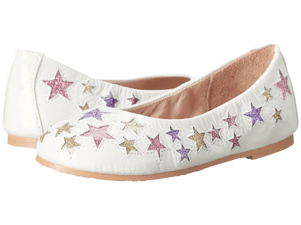 Bloch Kids - Etoile (Toddler/Little Kid/Big Kid) (White Multi) Girl's Shoes