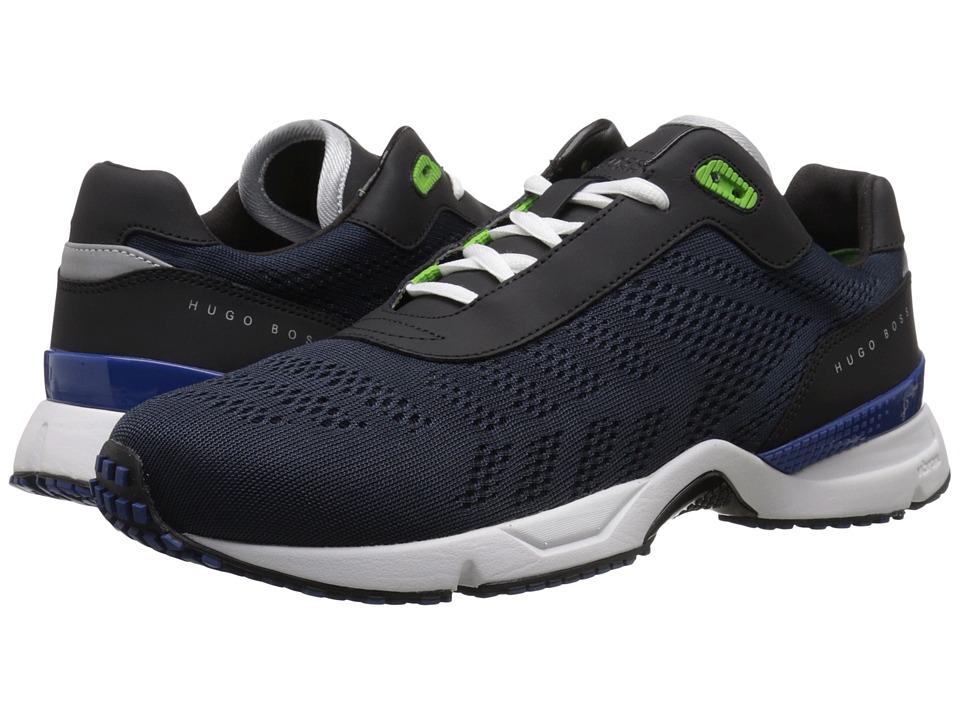 BOSS Hugo Boss - Veloz (Dark Blue) Men's Lace up casual Shoes