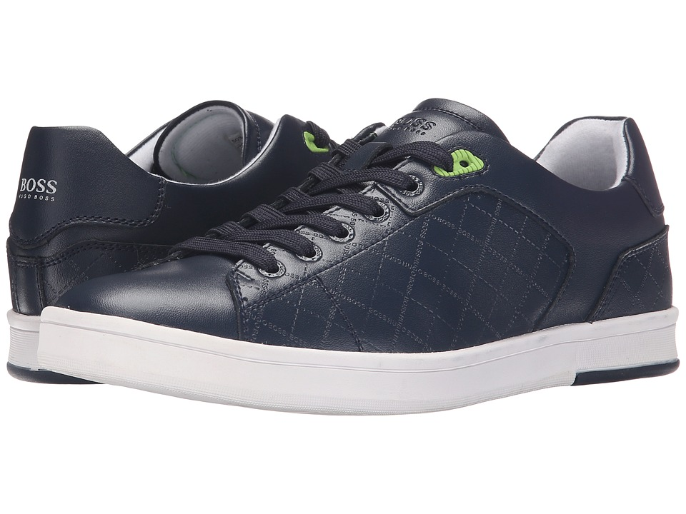 BOSS Hugo Boss - Ray Check (Dark Blue) Men's Lace up casual Shoes