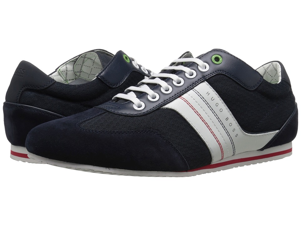 BOSS Hugo Boss - Victov (Dark Blue) Men's Lace up casual Shoes