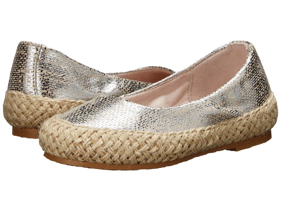 Bloch Kids - Orlene (Toddler/Little Kid/Big Kid) (Silver) Girl's Shoes