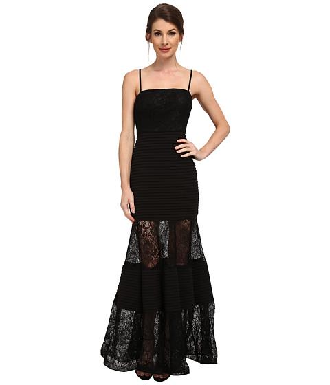Jessica Simpson - 10th ANN Gown (Black) Women's Dress