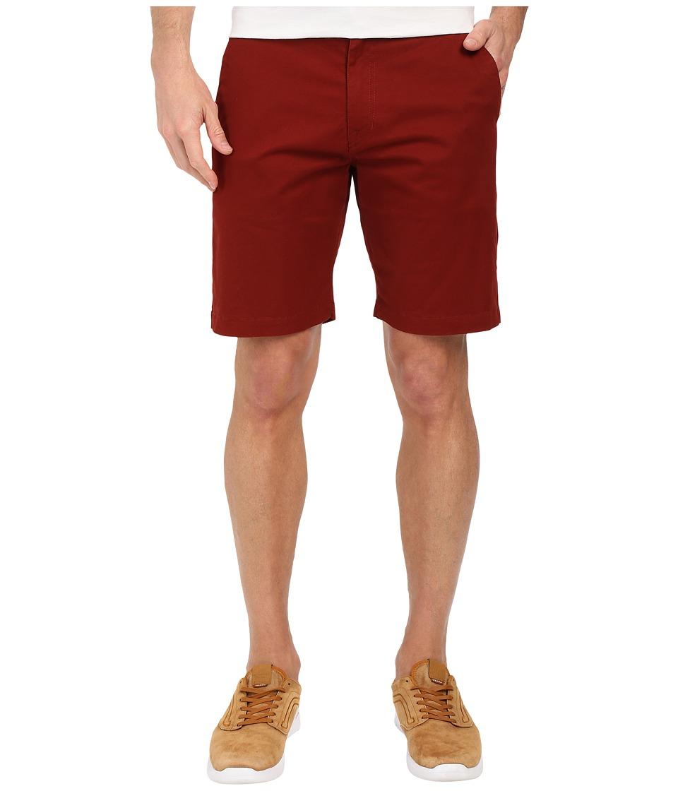 Volcom - Frickin Lightweight Chino Shorts (Port) Men's Shorts