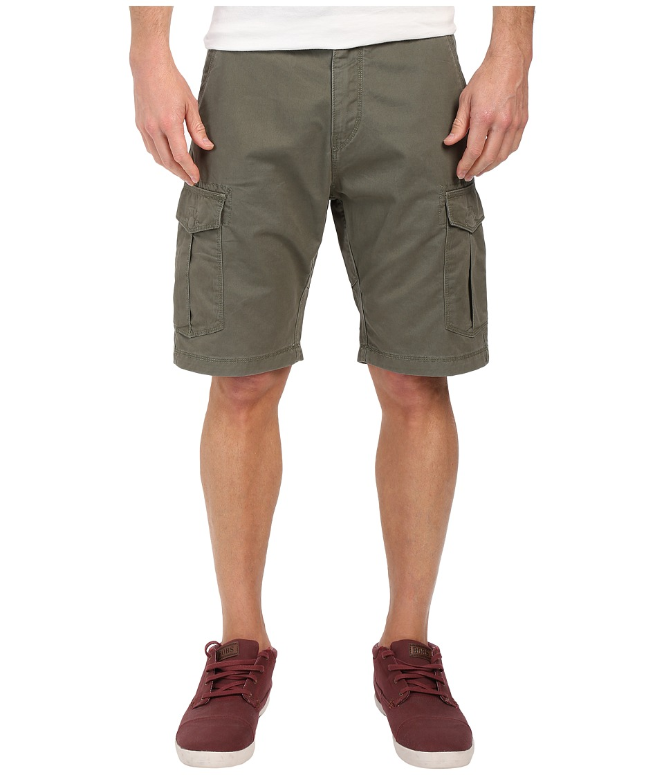 Volcom - Miter Cargo Shorts (Old Black Board) Men's Shorts