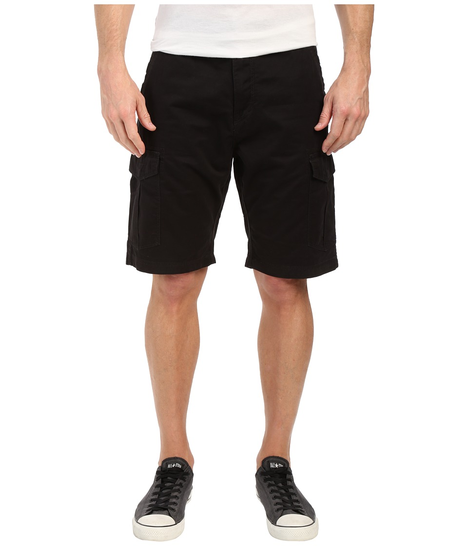 Volcom - Miter Cargo Shorts (Black) Men's Shorts