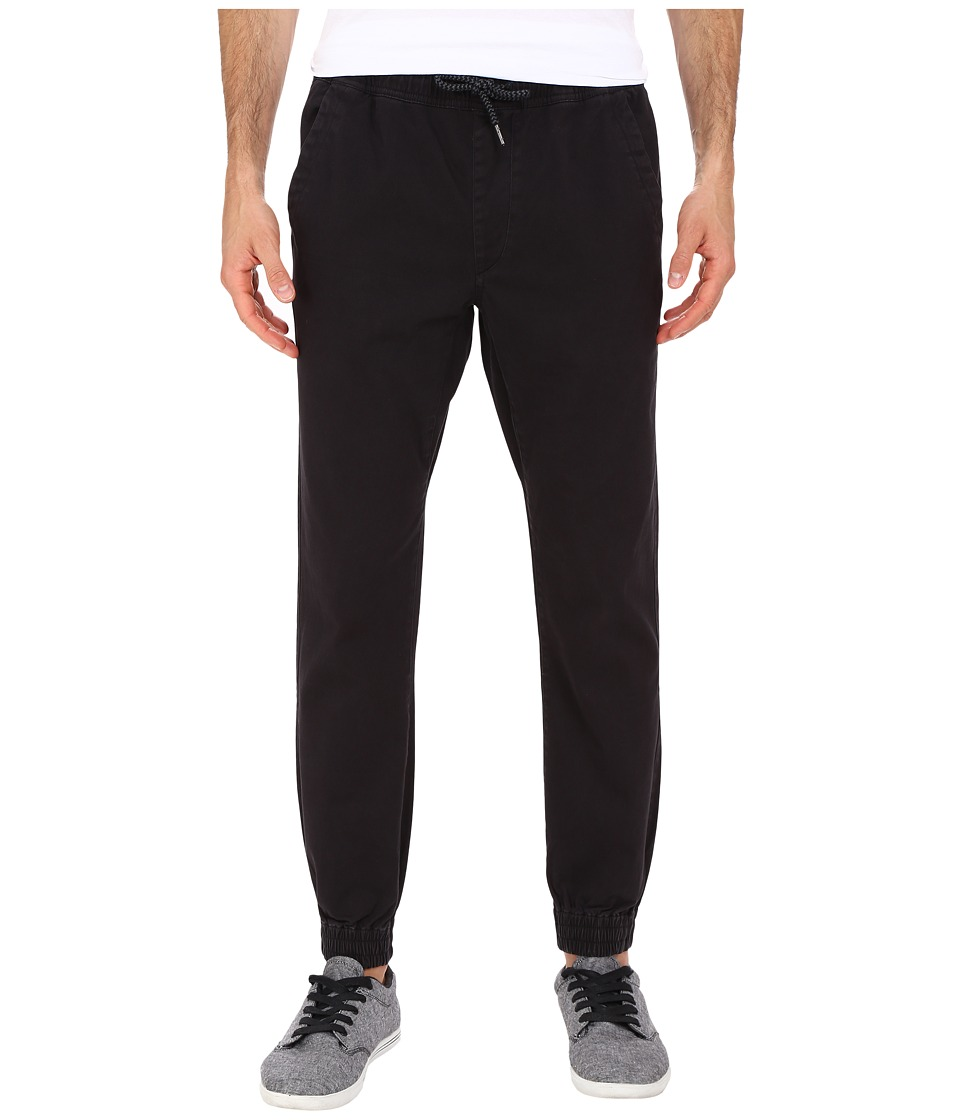Volcom - Volatility Jogger Pants (Black) Men's Casual Pants