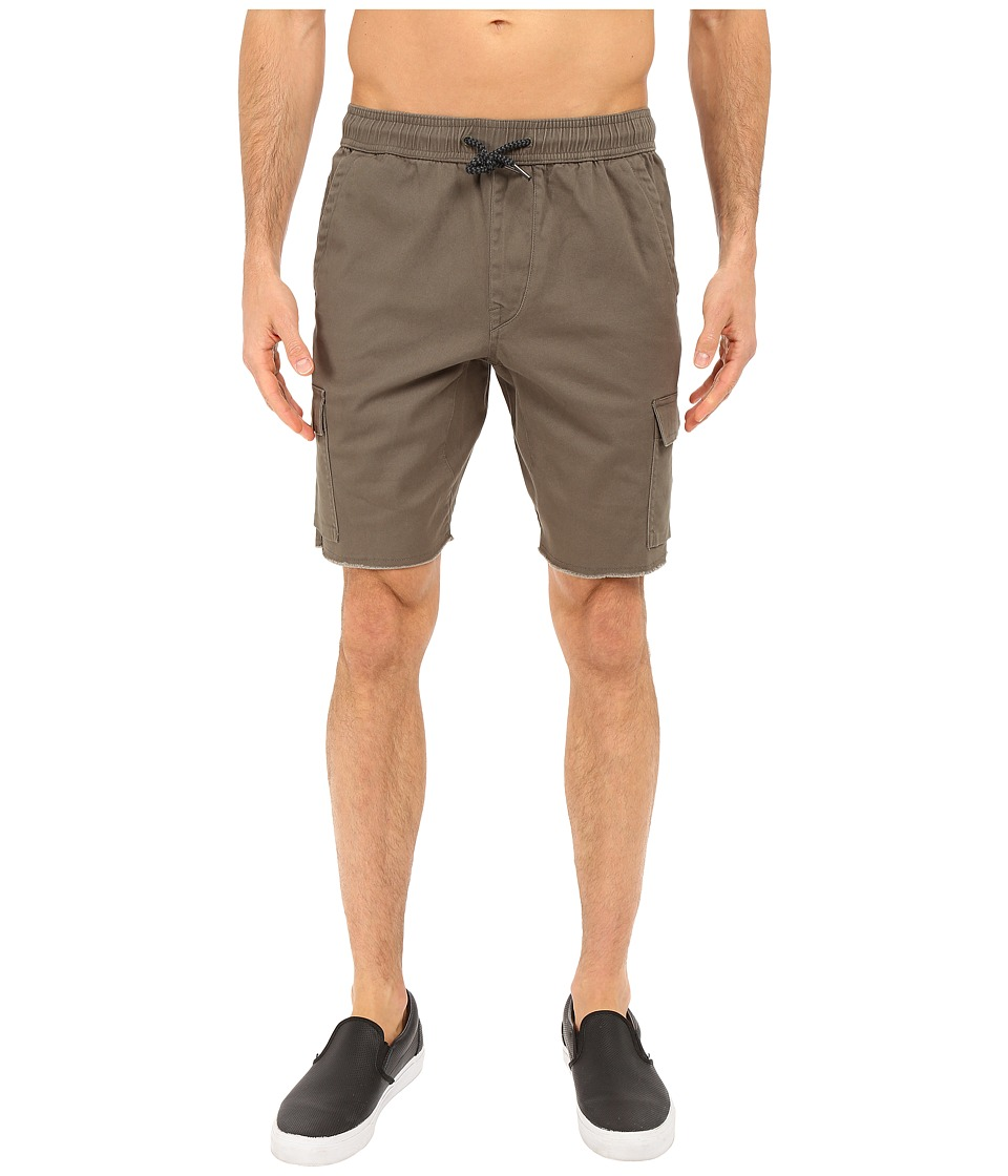 Volcom - Volatility Cargo Shorts (Old Black Board) Men's Shorts