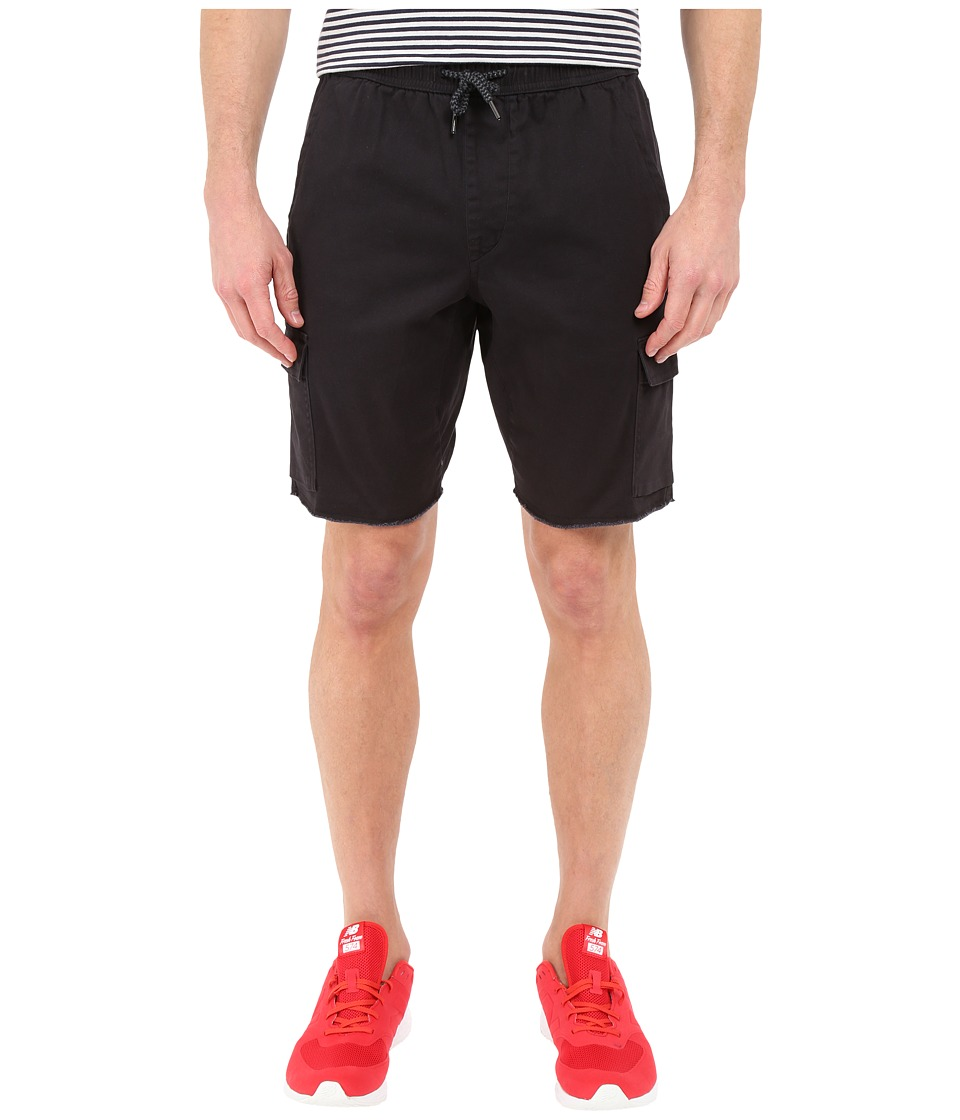 Volcom - Volatility Cargo Shorts (Black) Men's Shorts