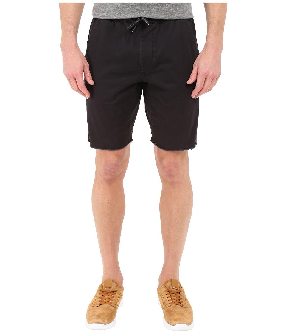 Volcom - Volatility Shorts (Black) Men's Shorts