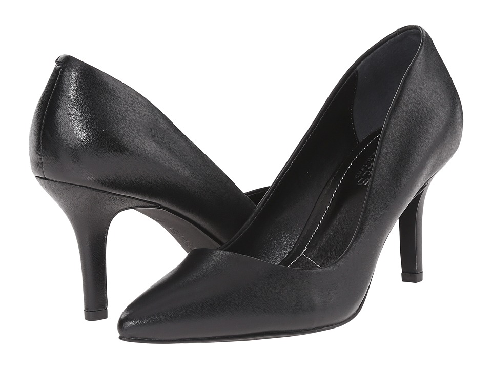 Charles by Charles David - Sasha (Black Leather) High Heels