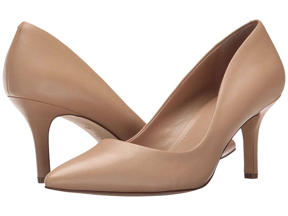 Charles by Charles David - Sasha (Nude Leather) High Heels