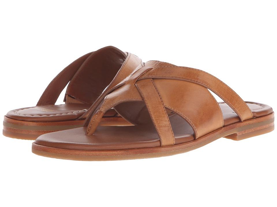 Johnston & Murphy - Lynette (Tans Soft Italian Calfskin) Women's Shoes