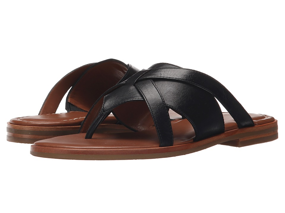 Johnston & Murphy - Lynette (Black Soft Italian Calfskin) Women