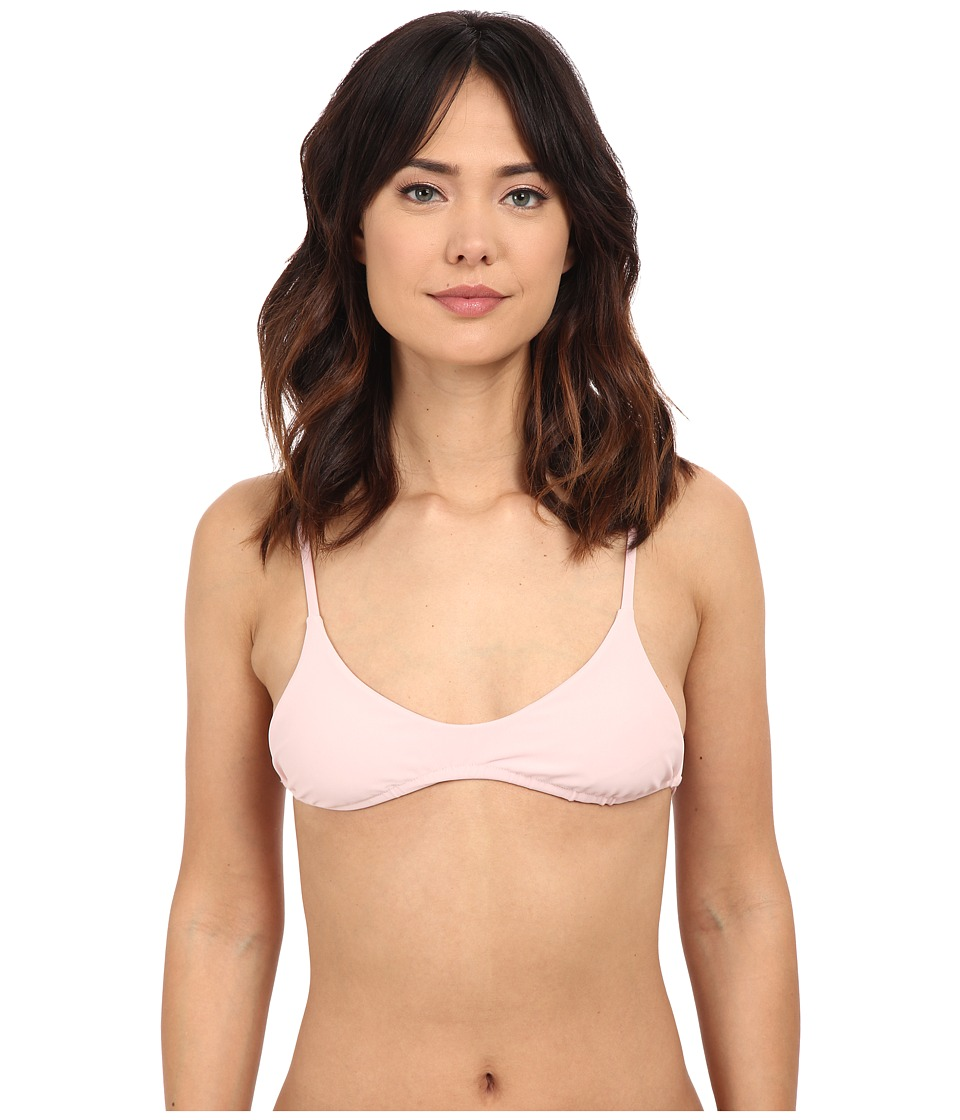 Lolli - Moon Lover Top (Blush) Women's Swimwear