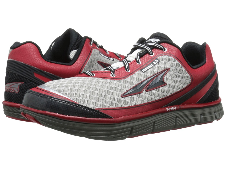 Altra Footwear - Instinct 3.5 (Racing Red/White) Men's Running Shoes
