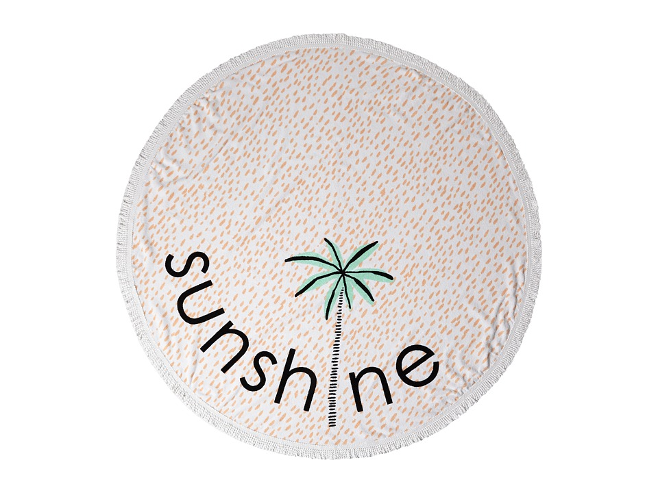 Lolli - Sunshine Towel (Palm Tree) Bath Towels