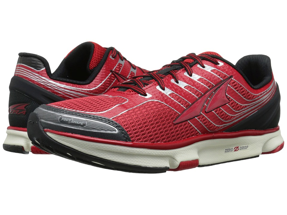 Altra Footwear - Provision 2.5 (Jester Red/Gray) Men's Running Shoes