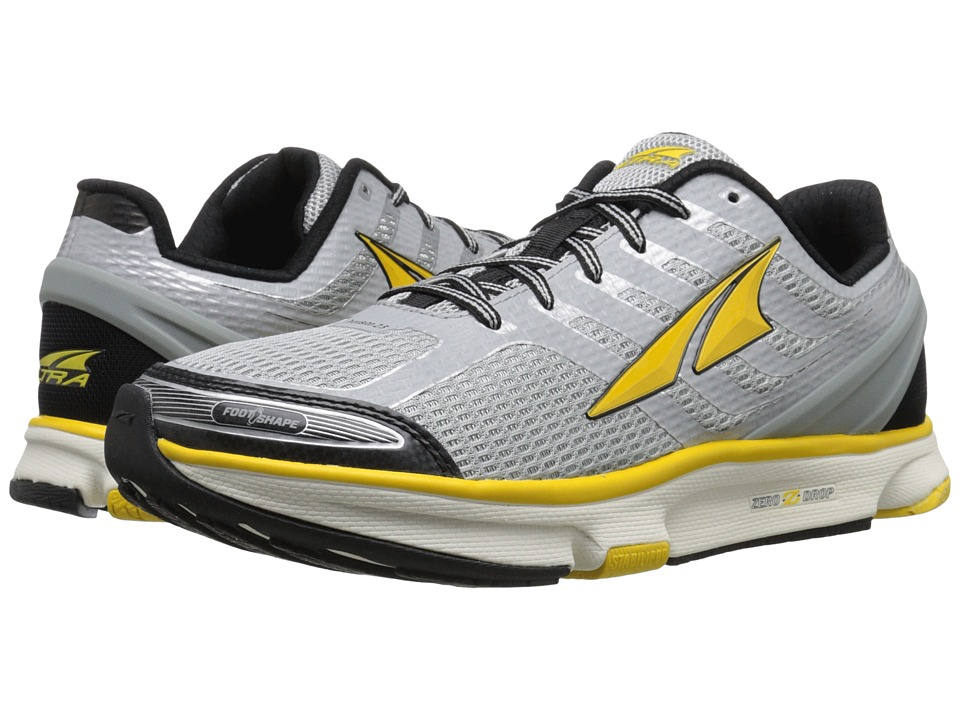 Altra Footwear - Provision 2.5 (Silver/Cyber Yellow) Men's Running Shoes