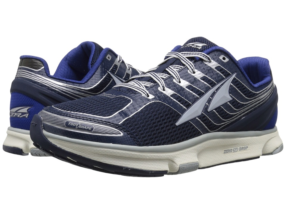 Altra Footwear - Provision 2.5 (Navy/Silver) Men's Running Shoes