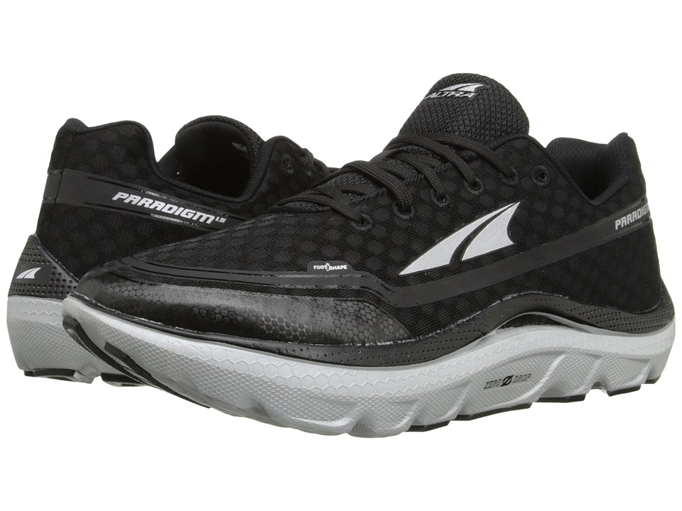 Altra Footwear - Paradigm 1.5 (Black) Men's Running Shoes