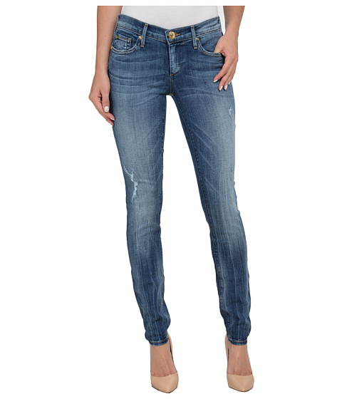 True Religion - Casey Lowrise in Abbots Alley (Abbots Alley) Women's Jeans