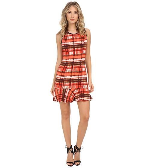 XOXO - Sleeveless Trumphet Dress (Red) Women