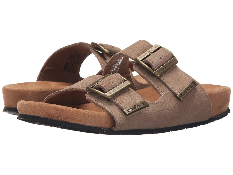 Minnetonka - Gypsy (Taupe Suede) Women's Sandals