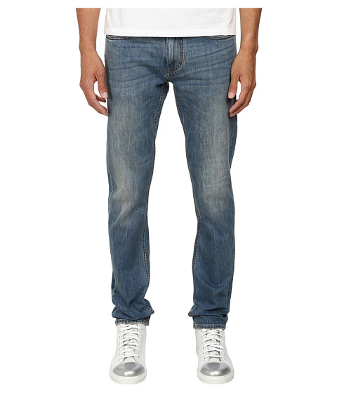 Marc by Marc Jacobs - MJ113 Low Rise Skinny Stretch Denim (Summer Indigo) Men