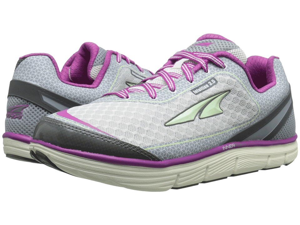 Altra Footwear - Intuition 3.5 (Orchid/Silver) Women's Running Shoes