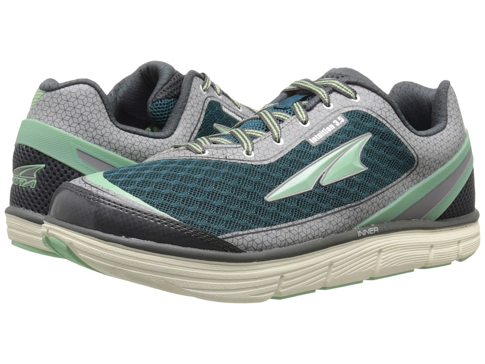 Altra Footwear Intuition 3.5 (Hemlock/Pewter) Women