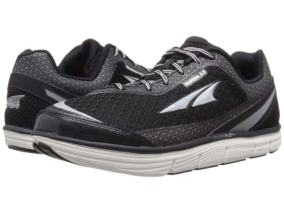 Altra Footwear Intuition 3.5 (Black/Silver) Women