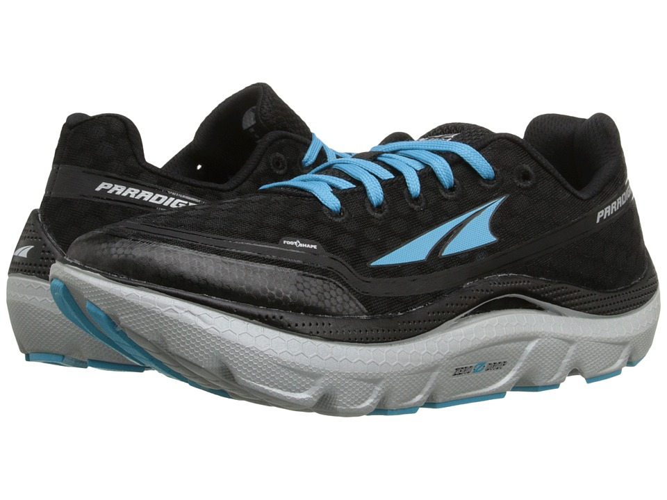 Altra Footwear - Paradigm 1.5 (Black) Women's Running Shoes