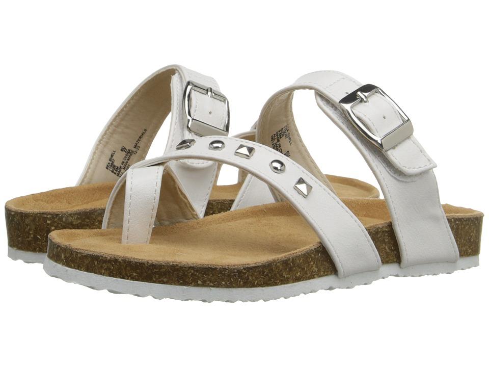 Jumping Jacks Kids - Sea Shell (Toddler/Little Kid) (White) Girls Shoes