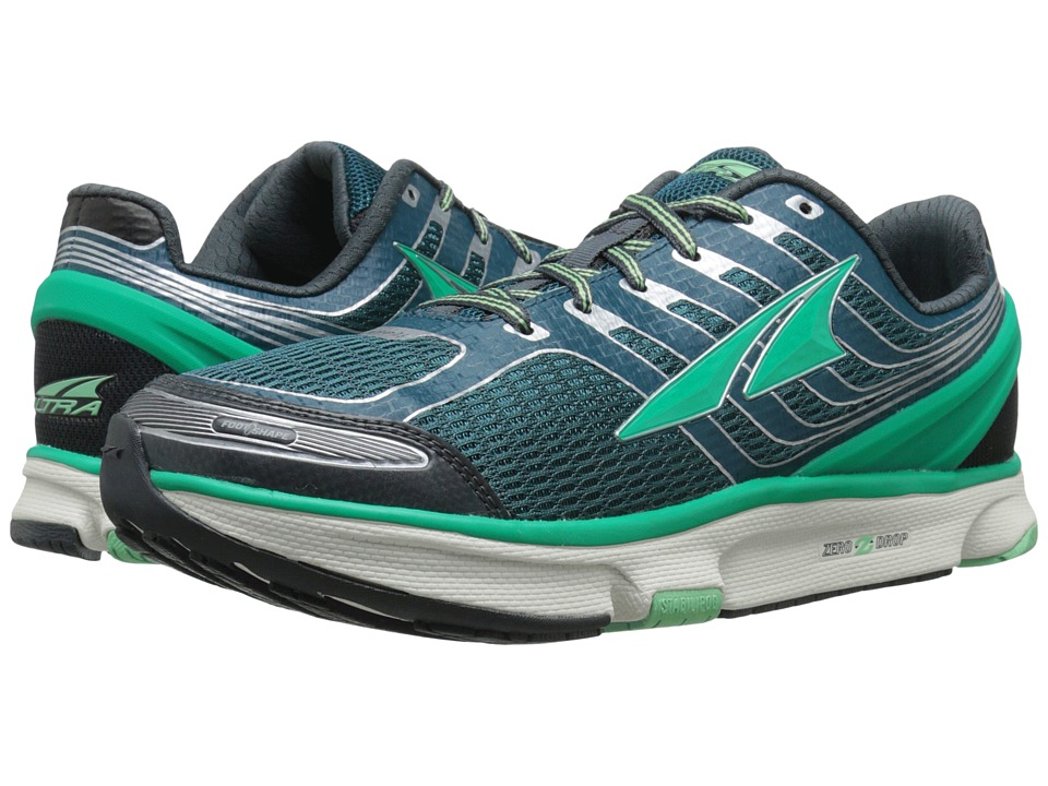 Altra Footwear - Provision 2.5 (Peacock/Silver) Women's Running Shoes