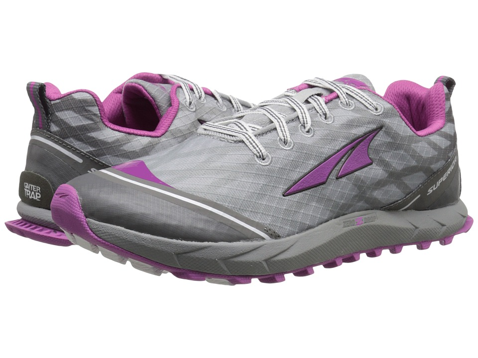 Altra Footwear - Superior 2 (Orchid/Silver) Women's Running Shoes