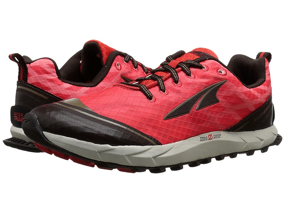 Altra Footwear Superior 2 (Poppy Red/Chocolate) Women
