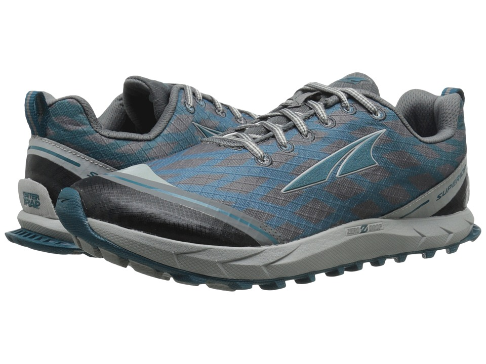 Altra Footwear - Superior 2 (Pewter/Atlantic) Women's Running Shoes
