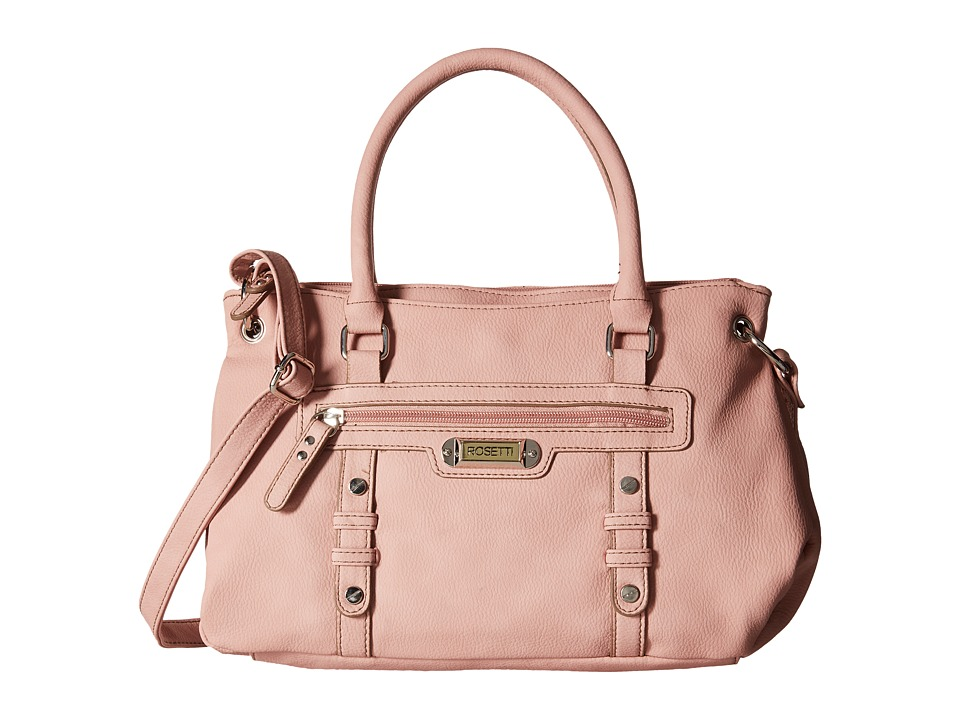 Rosetti - Let's Face It Satchel (Peony) Handbags