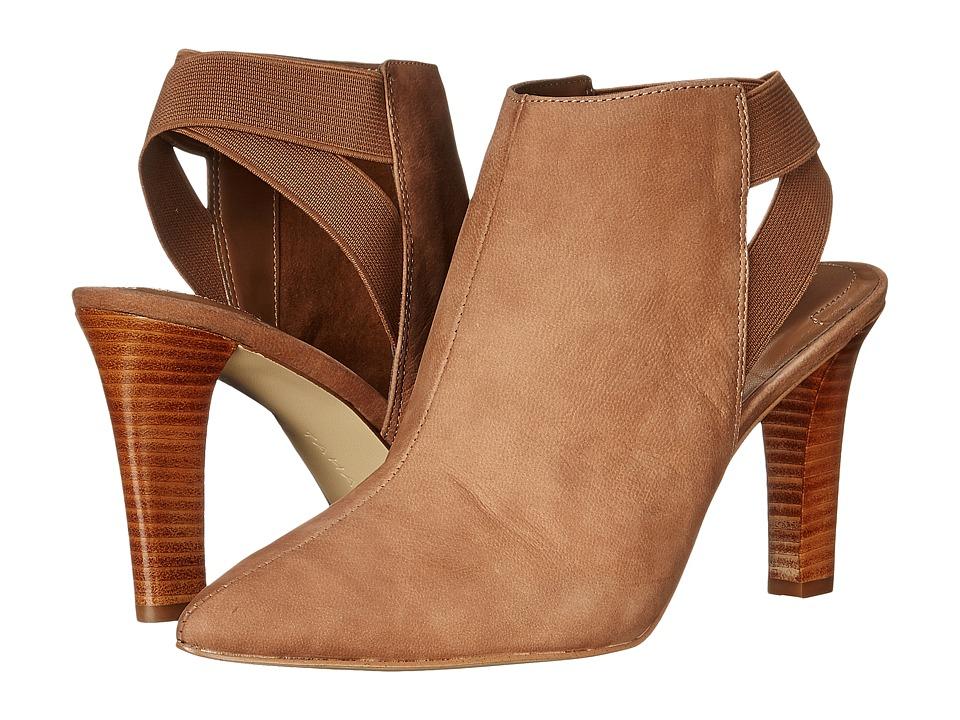 Tahari - Kicks (Sahara Nubuck/Elastic) High Heels